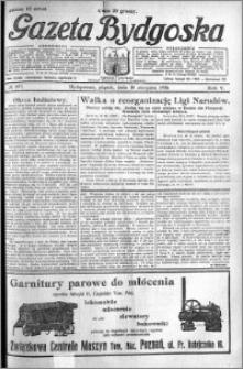 Gazeta Bydgoska 1926.08.20 R.5 nr 190