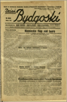 Dzień Bydgoski, 1935, R.7, nr 52