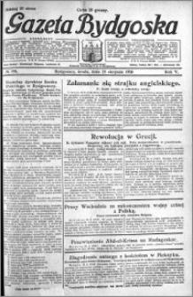 Gazeta Bydgoska 1926.08.25 R.5 nr 194