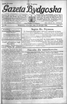 Gazeta Bydgoska 1926.08.26 R.5 nr 195