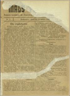 Mały Posłaniec, 1908, R.1, nr 2