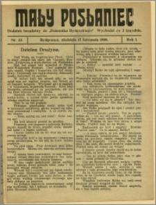 Mały Posłaniec, 1908, R.1, nr 23