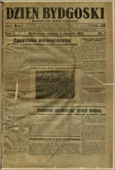 Dzień Bydgoski, 1931, R.2, nr 1