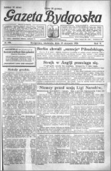 Gazeta Bydgoska 1926.08.29 R.5 nr 198