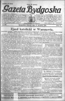 Gazeta Bydgoska 1926.08.31 R.5 nr 199