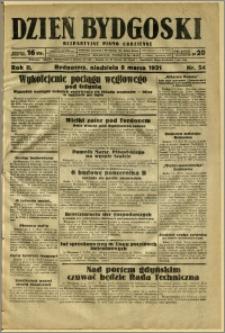Dzień Bydgoski, 1931, R.2, nr 54
