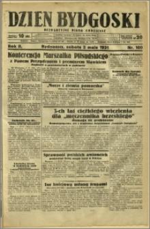 Dzień Bydgoski, 1931, R.2, nr 100