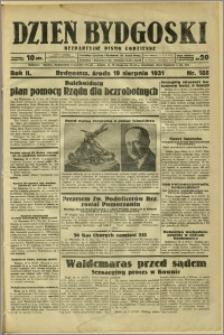 Dzień Bydgoski, 1931, R.2, nr 188