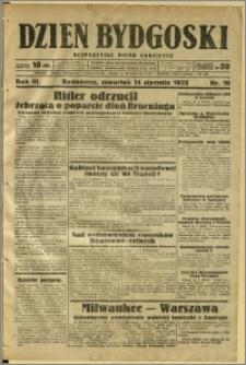 Dzień Bydgoski, 1932, R.3, nr 10