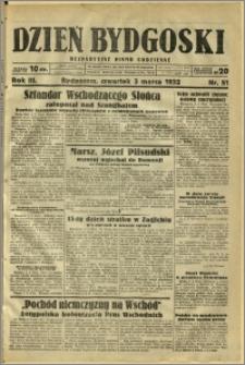 Dzień Bydgoski, 1932, R.3, nr 51