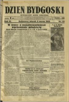Dzień Bydgoski, 1932, R.3, nr 55