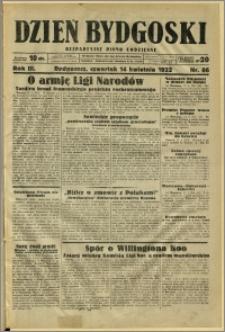 Dzień Bydgoski, 1932, R.3, nr 86