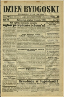 Dzień Bydgoski, 1932, R.3, nr 109