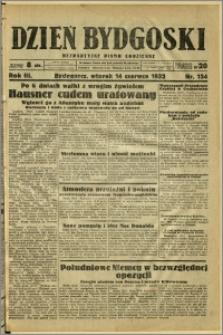 Dzień Bydgoski, 1932, R.3, nr 134