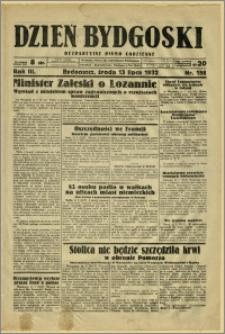 Dzień Bydgoski, 1932, R.3, nr 158