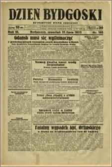 Dzień Bydgoski, 1932, R.3, nr 165