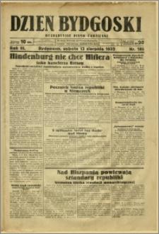 Dzień Bydgoski, 1932, R.3, nr 185