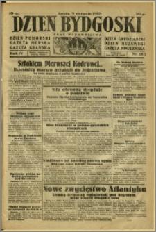 Dzień Bydgoski, 1933, R.4, nr 180