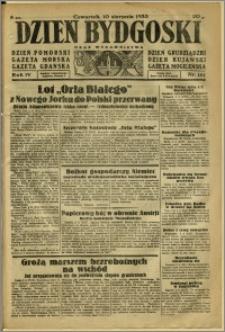 Dzień Bydgoski, 1933, R.4, nr 181
