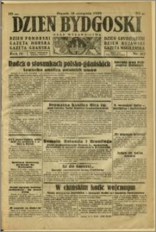 Dzień Bydgoski, 1933, R.4, nr 187