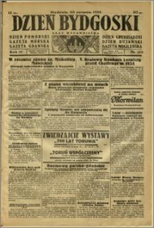 Dzień Bydgoski, 1933, R.4, nr 189
