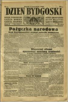 Dzień Bydgoski, 1933, R.4, nr 205