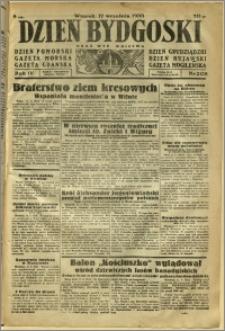 Dzień Bydgoski, 1933, R.4, nr 208