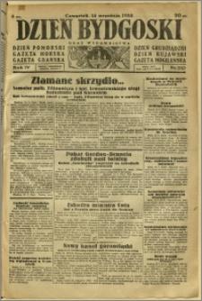 Dzień Bydgoski, 1933, R.4, nr 210