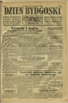 Dzień Bydgoski, 1933, R.4, nr 211