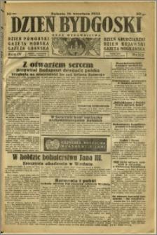 Dzień Bydgoski, 1933, R.4, nr 212