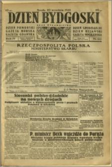 Dzień Bydgoski, 1933, R.4, nr 215
