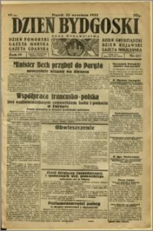 Dzień Bydgoski, 1933, R.4, nr 217