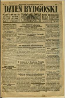 Dzień Bydgoski, 1933, R.4, nr 225