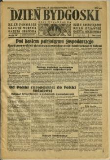 Dzień Bydgoski, 1933, R.4, nr 226