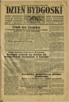 Dzień Bydgoski, 1933, R.4, nr 234