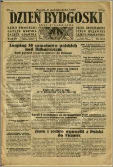 Dzień Bydgoski, 1933, R.4, nr 235