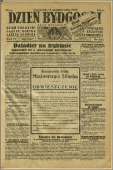 Dzień Bydgoski, 1933, R.4, nr 240