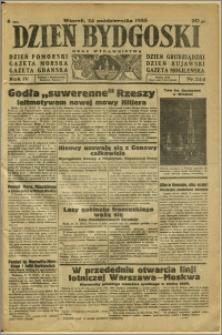 Dzień Bydgoski, 1933, R.4, nr 244