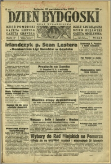 Dzień Bydgoski, 1933, R.4, nr 248