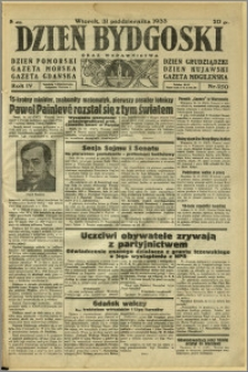 Dzień Bydgoski, 1933, R.4, nr 250