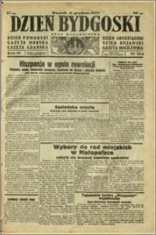 Dzień Bydgoski, 1933, R.4, nr 284