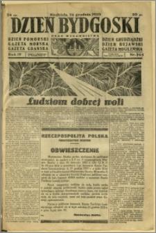 Dzień Bydgoski, 1933, R.4, nr 295