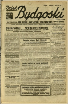 Dzień Bydgoski, 1934, R.6, nr 171