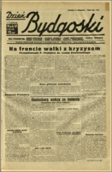 Dzień Bydgoski, 1934, R.6, nr 173