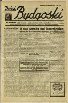 Dzień Bydgoski, 1934, R.6, nr 175