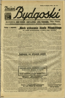 Dzień Bydgoski, 1934, R.6, nr 177