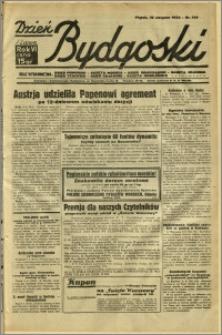 Dzień Bydgoski, 1934, R.6, nr 179