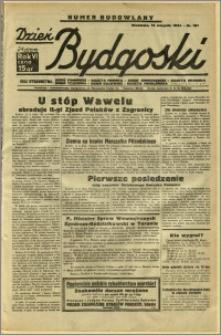 Dzień Bydgoski, 1934, R.6, nr 181