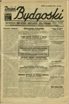 Dzień Bydgoski, 1934, R.6, nr 185