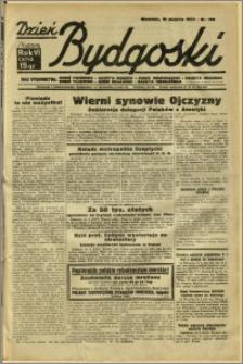 Dzień Bydgoski, 1934, R.6, nr 186